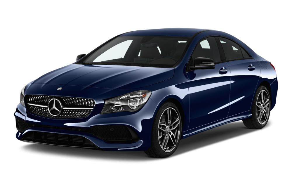 Red Line Rent a Car El Tenerife Special Offer Mercedes CLA