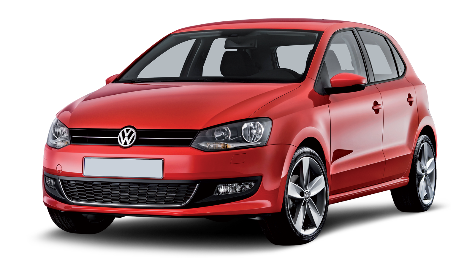 Red Line Rent a Car Mietwagen Sonderangebot VW Polo AirCond