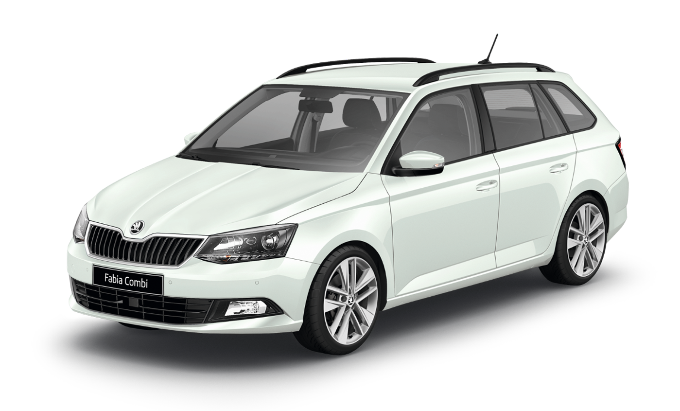 Red Line Rent a Car Special Offer Skoda Fabia Combi